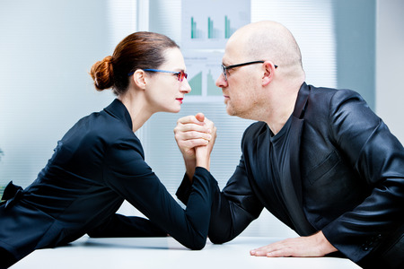 Men and Women are equals in workplace