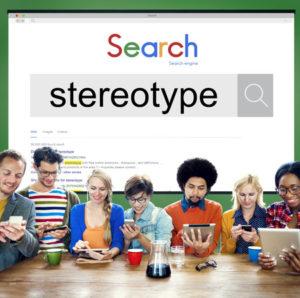 stereotype belief bias prejudice discrimination perception concept